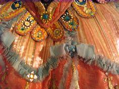 Detail of opera costume