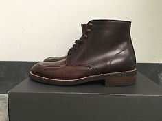 Men's brown leather Diplomat shoes Thursday Boot Company size 10.5 medium (D)