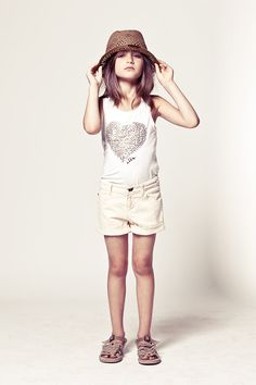 IKKS children's fashion | Spring-Summer 2013 Looks | Girls' clothing