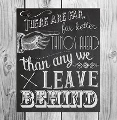 There Are Far Far Better Things Ahead Than by ScubamouseStudiosJr, $5.00