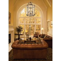 Hudson Valley Lighting - Larchmont Foyer Pendant