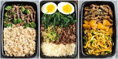 50 Best Meal Prep Recipes - Prudent Penny Pincher