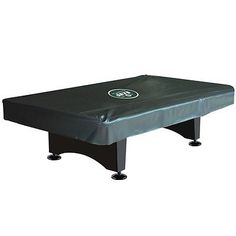 Table Covers 91569: Nfl New York Jets 8 Ft Fitted Leatherette Pool Table Cover W Free Shipping -> BUY IT NOW ONLY: $89 on eBay!