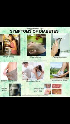 """Signs of diabetes are important to diagnose at an early stage. Most people have signs of diabetes for a long time.These signs of diabetes and symptoms of diabetes vary from person to person."""" http://www.warningsignsofdiabetes.com"""