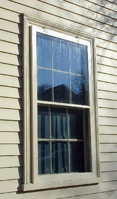 Traditional Wood Storm Window Sash For Your Original