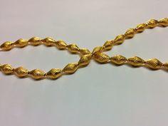 SHA HIMATMAL TILOKCHANDJI (HT JEWEL): Gold wax beads #Spot #Antique #Bormala #Traditiona...