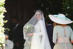 eva gonzalez wed3 Wedding Goals, Wedding Pics, Wedding Day, Dream Wedding Dresses, Here Comes The Bride, Celebrity Weddings, Getting Married, Marie, Wedding Inspiration