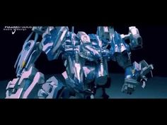 Armored Core Tribute by PulzarStudios and Robertuz Films