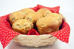 Breakfast at Tiffany's: Muffins alle pere / Pear muffins recipe