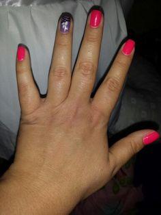 New shellac nails!
