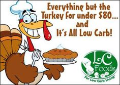 "LC Foods offers ""Survival Kit"" for Thanksgiving!"