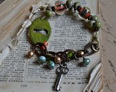 """""""Keydom Come"""" by Lorelei Eurto, love her designs and color combinations. See all her creations, you will love them!"""
