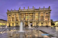 Piazza Castello Learn Italian inTurin www.ciaoitaly-turin.it