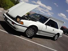 1987 Honda Prelude 2.0 SI...I used to have one, I took my little prelude for granted :'(.  #TeamHonda