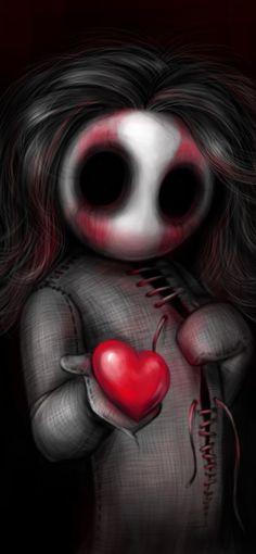 Dark Fantasy Art, Dark Gothic Art, Fantasy Kunst, Art Emo, Goth Art, Arte Horror, Horror Art, Dark Art Illustrations, Illustration Art