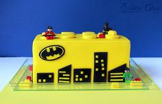 Lego Batman Cake | Flickr - Photo Sharing!