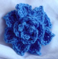 Ravelry: Akua Twirl Rose and Variations pattern by Akua Lezli Hope