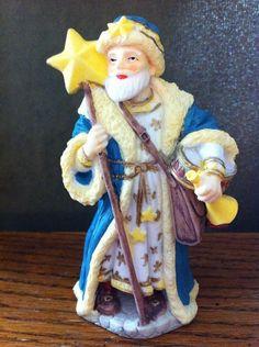 International Santa Claus Collection - Star Man - Poland - SC48.