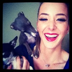 Jenna Marbles she always makes me laugh!