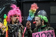 Clandestine Insurgent Rebel Clown Army CIRCA