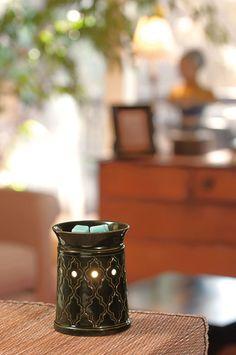 #Scentsy Full-size warmer - Morocco