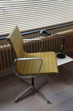 Eames voor Herman Miller - Aluminum Group Chair