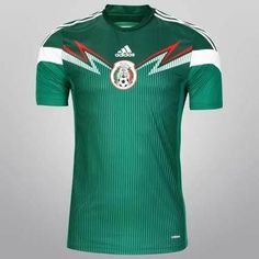bcf0617e25956 7 mejores imágenes de jerseys de la seleccion mexicana en la ...