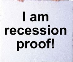 The #RecessionProof Employee - By Dorothy Montgomery. #Career #Business http://stilettosontheglassceiling.com/2014/02/the-recession-proof-employee-by-dorothy-montgomery.html