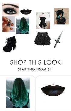 """""""Magi! strong Djinn #5 Niru"""" by linsey-tracey ❤ liked on Polyvore featuring Council and Anastasia Beverly Hills"""