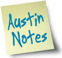 "With the City of Austin ""Austin Notes"" you can sign up to receive regular emails on a number of topics including Mobility Committee updates."