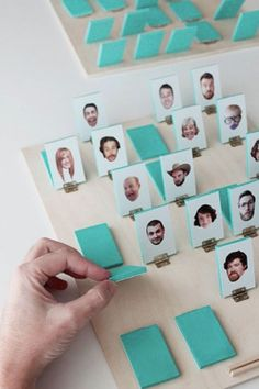 Use faces of family members, distant cousins, uncles, aunts, adopted family members. make it a fun game for those awkward reunions. Diy Gifts To Make, Easy Diy Gifts, Diy Crafts For Gifts, Creative Gifts, Homemade Gifts, Kids Gifts, Diy Gifts You Actually Want, Diy Things To Make, Christmas Hamper Ideas Homemade