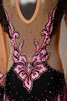 Gymnastics leotards from Elena Sereda. is on Facebook.