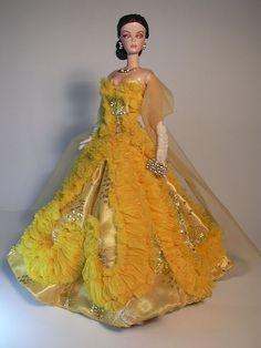 Barbie Sunny Fanny Artist Creations Italian O.O.A.K. Fashion Dolls by Alessandro Gatti e Giuseppe De Bellis