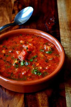 Smoky Tomato and Lentil Soup | Frugal Feeding