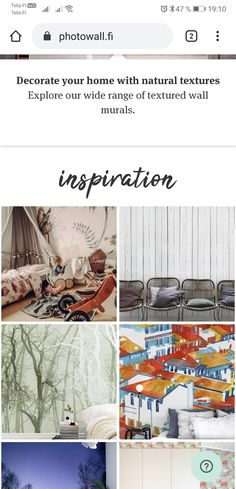 Natural Texture, Wall Murals, Decorating Your Home, Explore, Nature, Inspiration, Biblical Inspiration, Naturaleza, Exploring