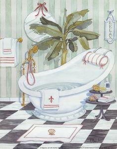 slipper tub by paul brent