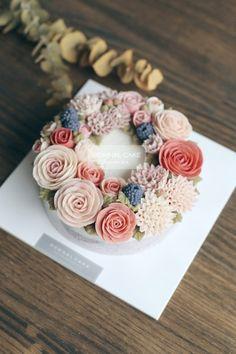 [Flower Cake]꽃봄만의 컬러 더하기. : 네이버 블로그