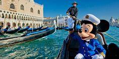 Croisières Disney Cruise Line en Méditerranée 2013. Itinéraires de 4, 7 et 12 jours à partir de €642.