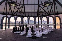 Chess Land #Museum of #Islamic #Art #Doha #Qatar