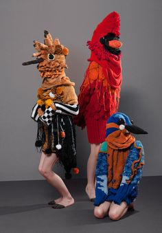 The Birdies by Heroes Design, via Behance