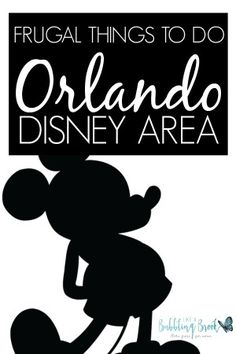 Frugal Things to do in the Orlando Area