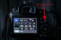 The Q Button – What Every Canon DSLR Photographer Needs to Know from Digital Photography School