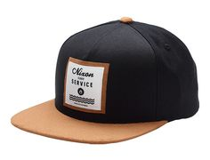 Hatchet Snapback Cap by NIXON