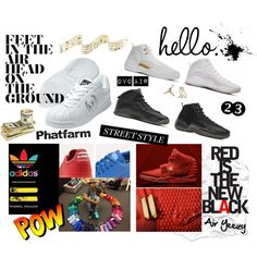 """""""Hiphop&Sneakers"""" by vickysoul on Polyvore"""
