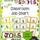 Job Chart for your classroom!    Use this classroom job chart pack to easily manage all of your little helpers! The perfect chart will help you set...