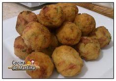 Bolitas de arroz | Recetas de aprovechamiento | Cocina de Martina