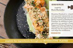 Food – Husk Restaurant: A Celebration of Southern Ingredients.  Charleston and Nashville.