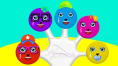 Candy Finger Family ♪ Finger Family Songs Collection ♪ Daddy Finger Sons