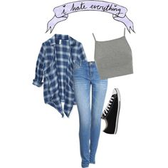 Untitled #473 by fashionmaven591998 on Polyvore featuring polyvore fashion style Aéropostale Topshop Michael Kors Converse