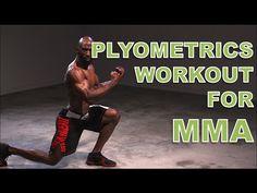 Plyometrics training for mma Bodyweight Training Program, Mma Training, Martial Arts Training, Body Weight Training, Ufc Workout, Plyometric Workout, Plyometrics, Gym Workouts, Spartacus Workout
